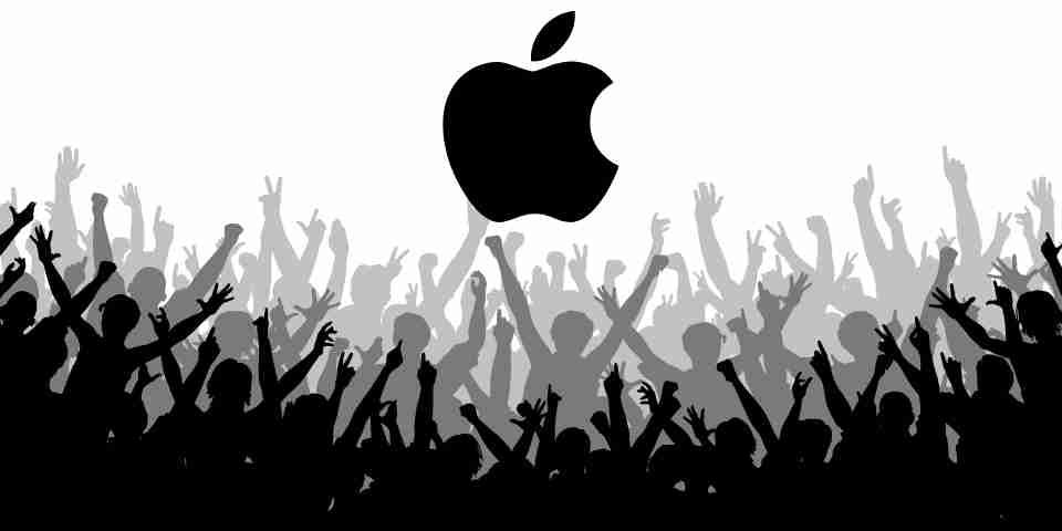 iOS versus Apple